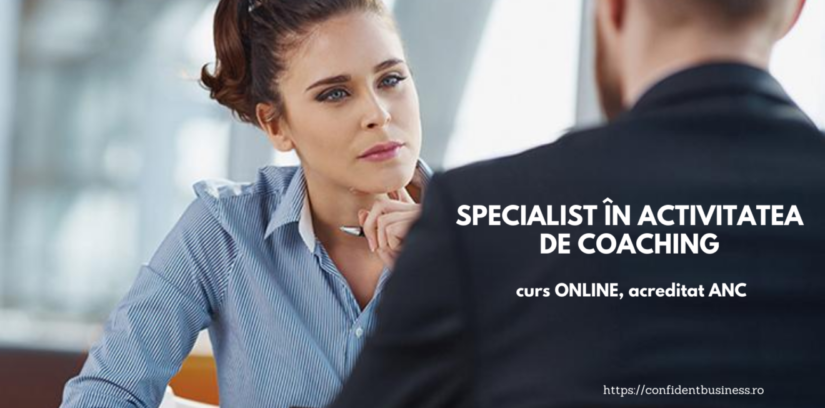 Specialist in activitatea de coaching