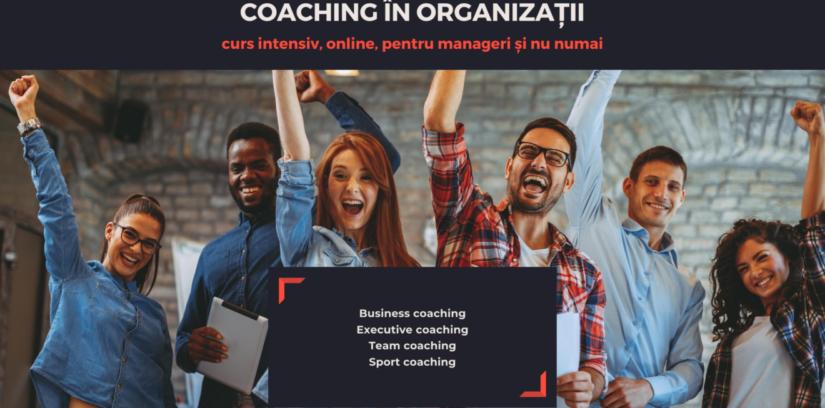 Coaching în organizații